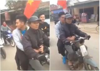 Thủ môn của U23 Việt Nam tiếp tục ghi điểm với người hâm mộ
