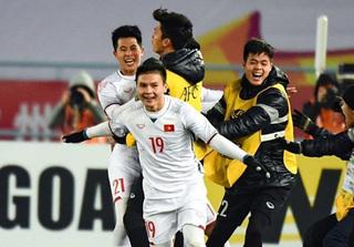 Hậu VCK U23 châu Á 2018, chỉ lo Quang Hải không