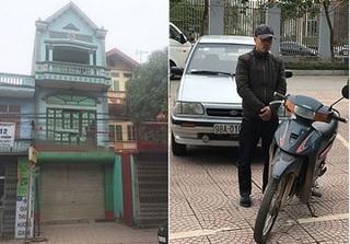 Vụ cướp ngân hàng ở Bắc Giang: Nghi phạm từng là ca sỹ nghiệp dư