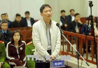 Xét xử vụ Trịnh Xuân Thanh: Tham ô tài sản là có căn cứ