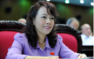 Bộ trưởng Bộ Y tế Nguyễn Thị Kim Tiến đạt chuẩn chức danh Giáo sư năm 2017