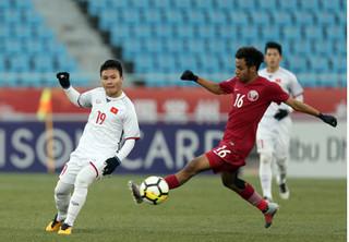 Quang Hải chiến thắng thuyết phục Bàn thắng đẹp nhất U23 Châu Á