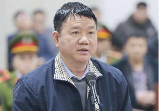 Bị cáo Đinh La Thăng kháng cáo, Trịnh Xuân Thanh kêu oan