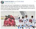 Trọng tài bắt chính trận chung kết U23 Châu Á nhắc tới U23 Việt Nam