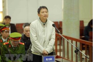 Trịnh Xuân Thanh bị đề nghị án tù chung thân vẫn muốn sang Đức gặp vợ con
