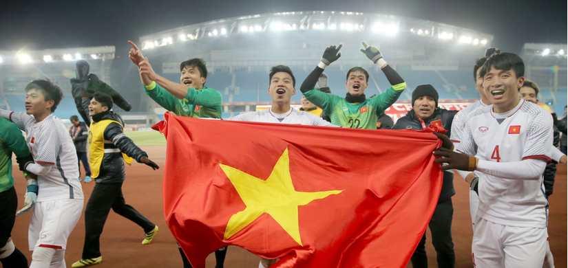 VFF đã nhận bao nhiêu tiền thưởng của U23 Việt Nam