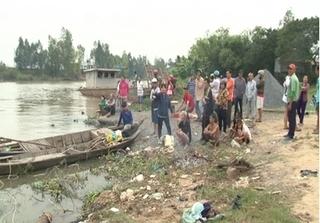 Ba chị em ruột mất tích, tìm thấy thi thể người chị dưới kênh