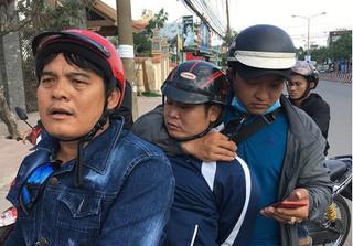 Bắt nghi can chạy Suzuki Sport gây ra 10 vụ cướp