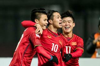 Đội tuyển U23 Việt Nam sáng cửa tham dự Olympic 2020