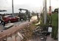 Quảng Ninh: 3 người thương vong sau tai nạn liên hoàn