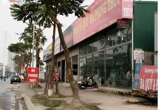 Hà Nội: Hàng nghìn m2 đất dự án bị 'xẻ thịt' cho thuê, kinh doanh trái phép?