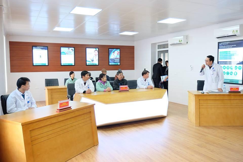 Bệnh viện đa khoa tỉnh Phú Thọ khai trương phòng ứng dụng trí tuệ nhân tạo hỗ trợ điều trị ung thư  4