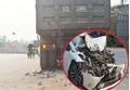Nghệ An: Tông phải đuôi xe tải, tài xế ô tô con tử vong tại chỗ