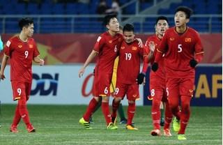 Hai cầu thủ U23 Việt Nam được nhận bằng khen từ Bộ Quốc phòng