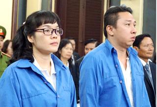 Xét xử Huỳnh Thị Huyền Như: Bị cáo 'không cảm xúc' tại tòa