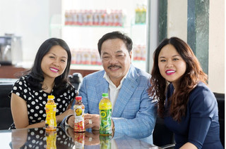 Báo Anh gọi Dr Thanh là 'ông chủ hãng trà với khát vọng toàn cầu'