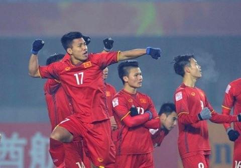 U23 Việt Nam U23 Uzbekistan trở thành chương trình