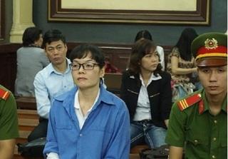 Tuyên án chung thân Huỳnh Thị Huyền Như