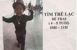 Tìm thấy thi thể bé trai 5 tuổi mất tích mang theo iPhone 7