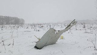 Nguyên nhân sơ bộ vụ máy bay Nga rơi làm 71 người chết