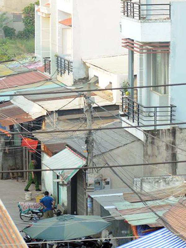 5 người trong gia đình bị sát hại ở Sài Gòn, nhân viên giao hàng phát hiện sự việc