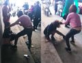 Cô gái trẻ bị lột quần, túm tóc đánh ghen sau khi lớn tiếng thách thức vợ của nhân tình ngay ngày mùng 4 Tết