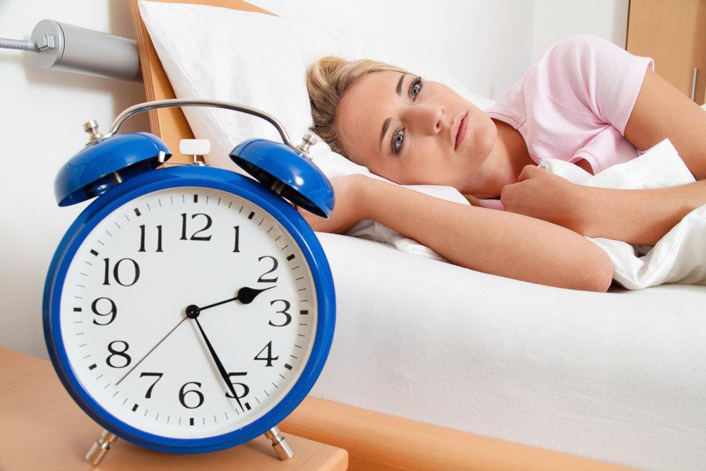 không ngủ đủ giấc, hiểm họa khôn lường