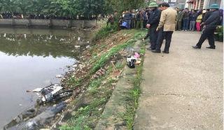 Thanh Hóa: Phát hiện thi thể người đàn ông ở dưới nước cùng xe máy