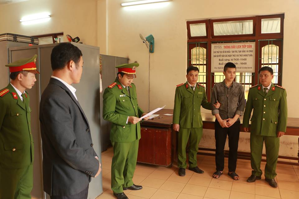 bắt đối tượng hành hung bác sĩ ở Bố Trạch Quảng Bình
