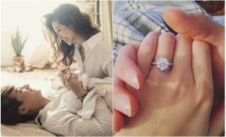 Ngô Kiến Huy cầu hôn Khổng Tú Quỳnh, tiết lộ đám cưới trong năm 2018?