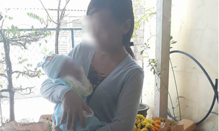 Xót cảnh người mẹ nhí 13 tuổi chăm con trai 1 tháng tuổi không có bố vì bị xâm hại tình dục