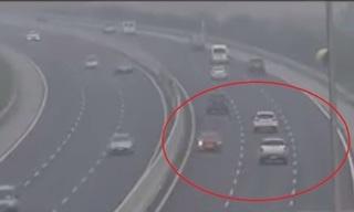 Người lái xe ngược chiều trên cao tốc Hà Nội - Hải Phòng là tài xế nữ