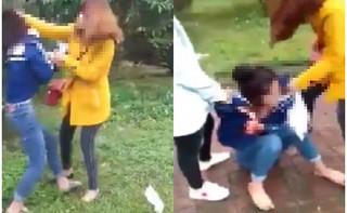Hà Tĩnh: Khóc lóc xin tha, nữ sinh cấp 3 vẫn bị lột đồ, đánh hội đồng dã man