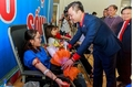 Khởi động Lễ hội Xuân hồng - chương trình hiến máu lớn nhất trong năm