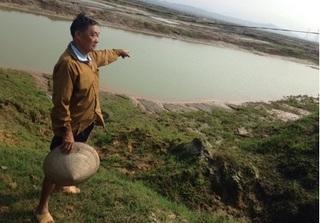 Hà Tĩnh: Dự án 800 tỉ đồng 'đắp chiếu', hàng chục hecta ruộng của người dân biến thành bãi đất hoang