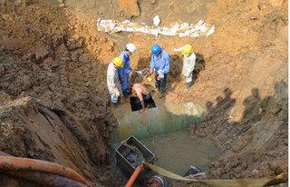Hôm nay 5/3, xét xử 9 bị cáo trong vụ vỡ đường ống nước Sông Đà