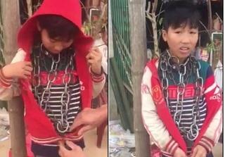 Vụ bé trai ở Thanh Hóa bị xích cổ: Cơ quan chức năng xử phạt người chú ruột