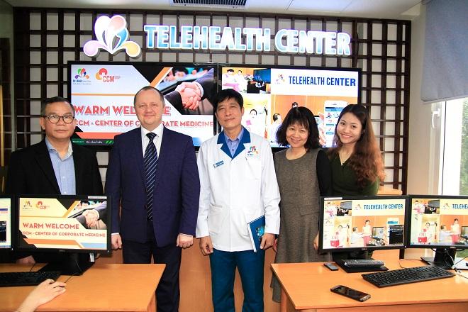 chăm sóc sức khỏe từ xa qua tổng đài TeleHealth Center 24/7 – Trung tâm dịch vụ y tế online 2