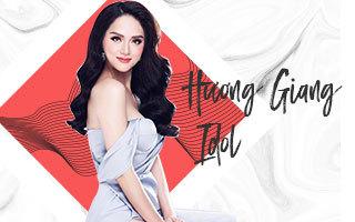 Hương Giang Idol - Người đẹp truyền cảm hứng cho cộng đồng chuyển giới