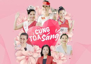 PTGĐ Tân Hiệp Phát Trần Uyên Phương - nữ doanh nhân mang sứ mệnh truyền cảm hứng