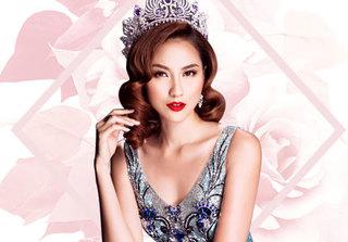 Hoa hậu Đỗ Trần Khánh Ngân: Phụ nữ khi yêu đừng nên nghĩ quá nhiều về tài chính!