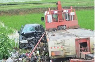 Tai nạn thảm khốc ở Nghệ An, 2 phụ nữ tử vong đúng ngày 8/3