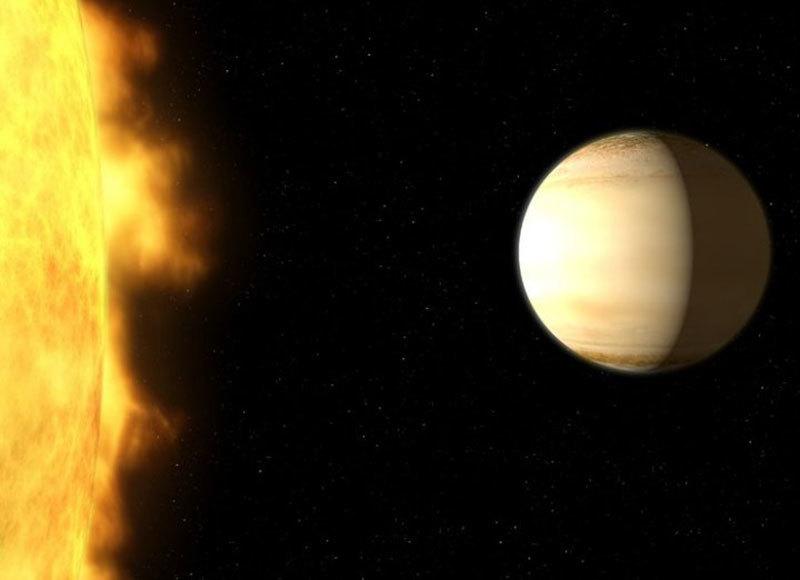 Tìm thấy hành tinh có lượng nước gấp ba lần sao Thổ