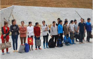 Quảng Bình: Bắt đối tượng đưa người vượt biên trái phép sang Trung quốc