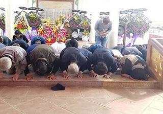 Người Hàn Quốc xin lỗi thân nhân nạn nhân vụ thảm sát ở Quảng Nam