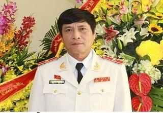 Bắt tạm giam nguyên cục trưởng Cục Cảnh sát phòng chống tội phạm công nghệ cao