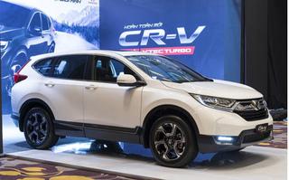 Có khoảng 1 tỷ đồng nên mua Honda CR-V hay Mazda CX-5?