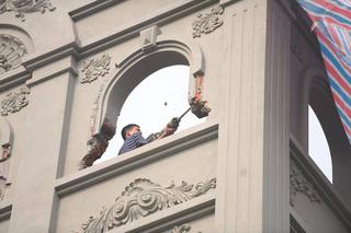 Đang phá dỡ phần sai phép biệt thự của cựu Cục trưởng Nguyễn Thanh Hóa