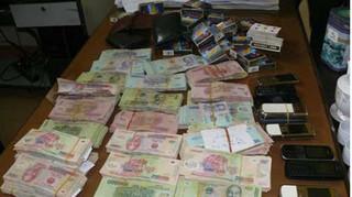 Manh mối lộ đường dây đánh bạc liên quan thiếu tướng Nguyễn Thanh Hóa