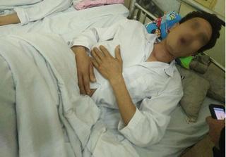 Bảo vệ Bệnh viện K đánh người rạn xương, nhập viện